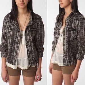 🎀 3 FOR $60 • Ecote • Ikat Jacket